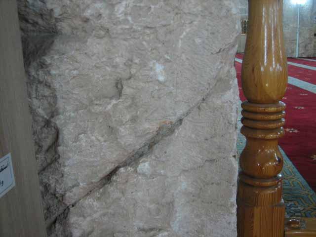 انظر ماذا يجري تحت بيت الله المسجد الاقصى  18112009-20