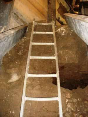 انظر ماذا يجري تحت بيت الله المسجد الاقصى  18112009-4